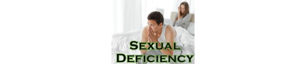 Sexual Deficiency