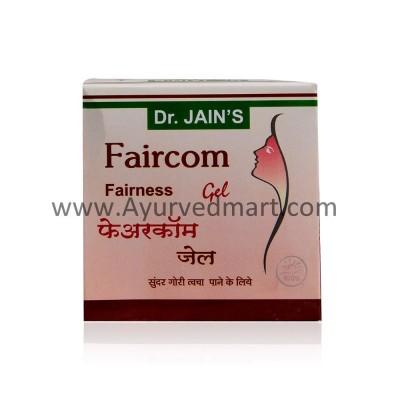 Dr. Jain's FAIRCOM GEL