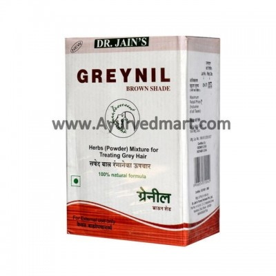 Dr. Jain's GREYNIL (BROWN)