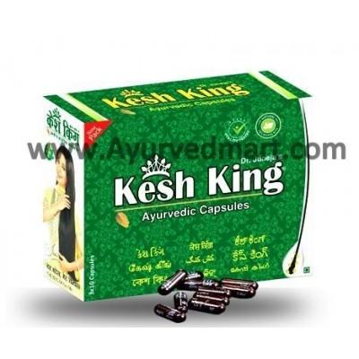 Kesh King Ayurvedic Capsules