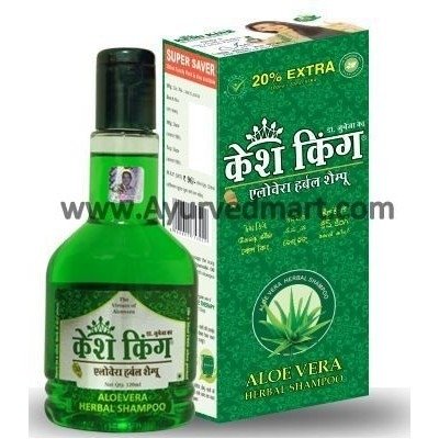 Kesh King Aloevera Herbal Shampoo