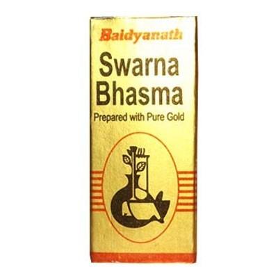 Baidyanath SWARNA BHASMA, 1 GM