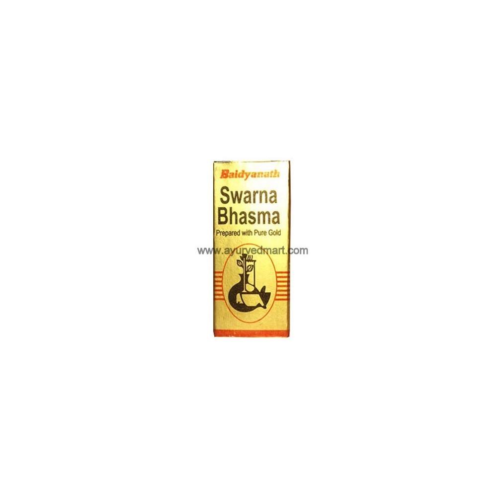 Baidyanath SWARNA BHASMA, 125 MG