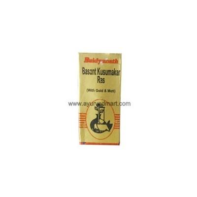 Baidyanath BASANTKUSUMAKAR RAS (SMGY), 100 TAB