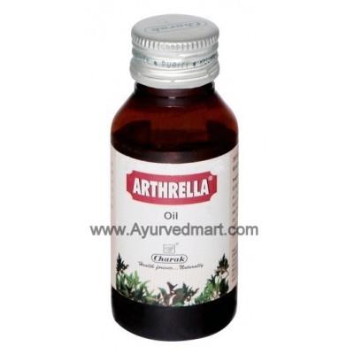 Charak Arthrella Oil