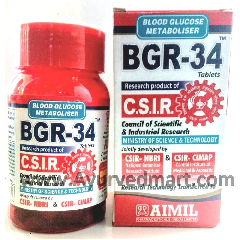 Aimil BGR 34
