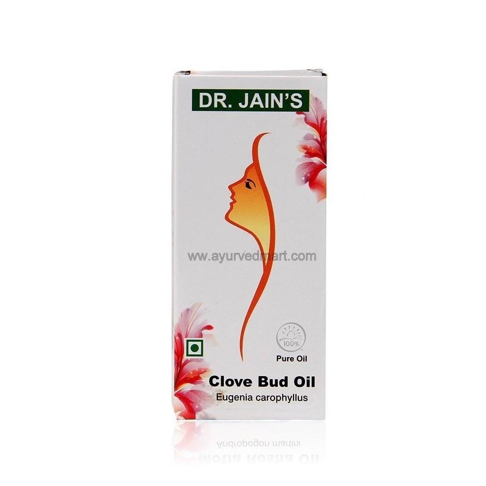 Dr. Jain's CLOVE BUD Oil