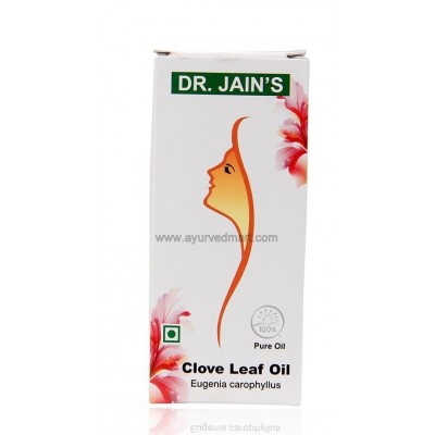 Dr. Jain's CLOVE LEAF Oil