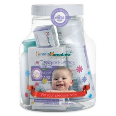Babycare Gift Pack (Soap-Shampoo-Powder)
