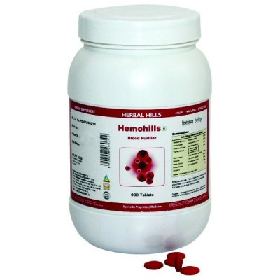 Hemohills, Value Pack 900 Tablets