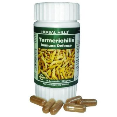 Turmerichills, 60 Tablets