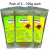 Haritaki Powder, 100 gms (pack of 3)