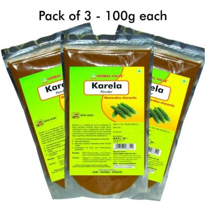 Karela Powder, 100 gms (pack of 3)