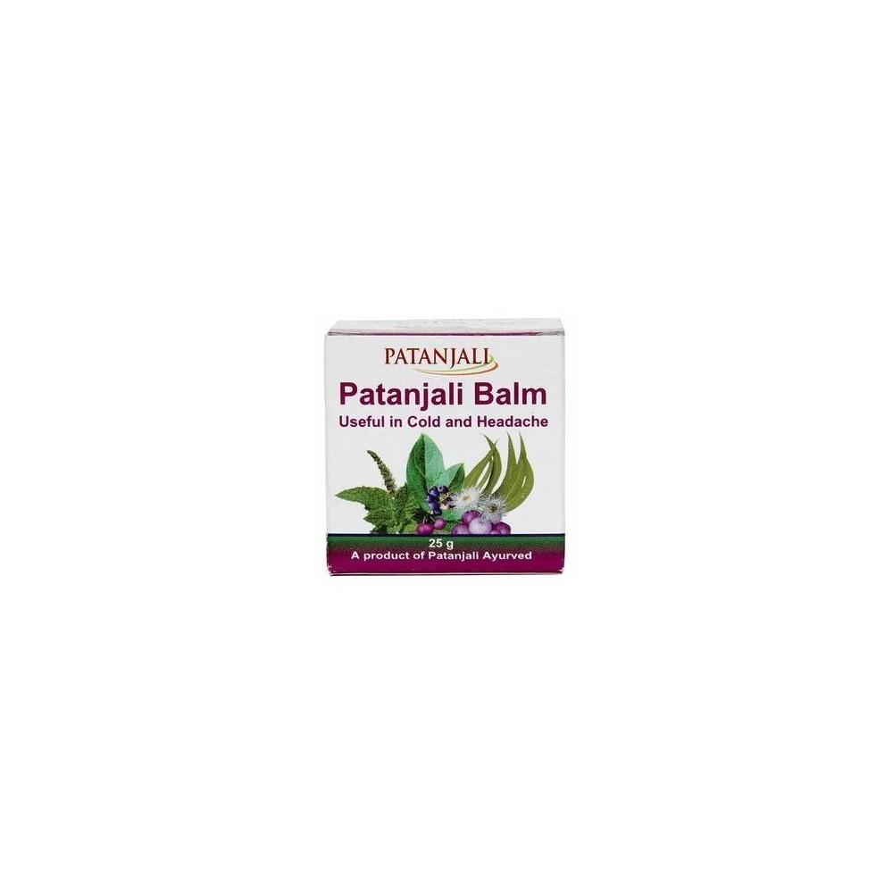Patanjali PATANJALI BALM, 25 gm - Patanjali Products Online at Ayurvedmart