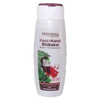 Patanjali KESH KANTI HAIR CLEANSER SHIKKAKAI, 200 ml