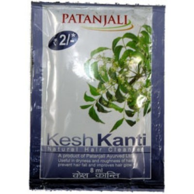 Patanjali KESH KANTI HAIR CLEANSER, 8 ml