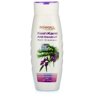Patanjali KESH KANTI ANTI-DANDRUFF HAIR CLENSER, 200 ml