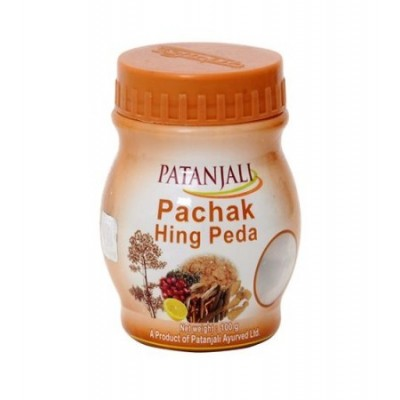 Patanjali PACHAK HING PEDA, 100 gm