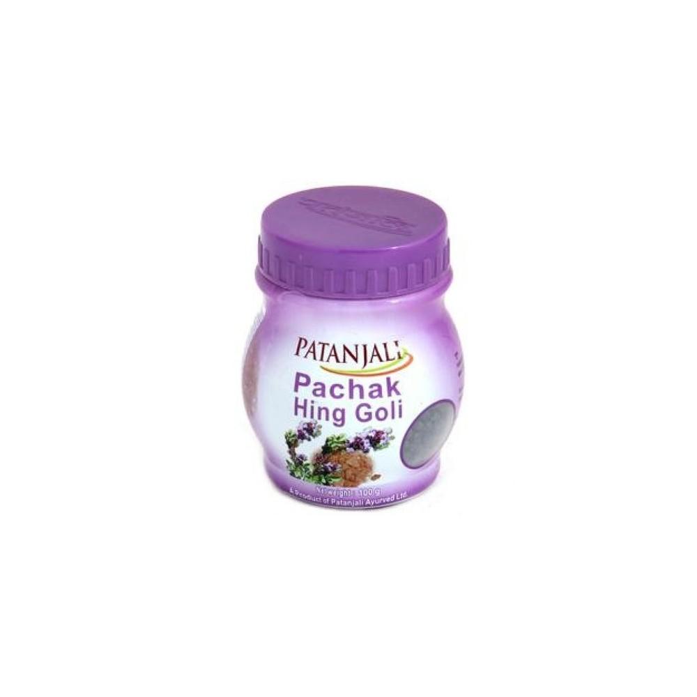 Patanjali PACHAK HING GOLI, 100 gm