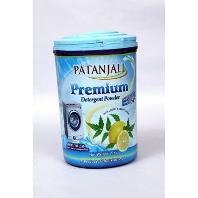 Patanjali PREMIUM DETERGENT POWDER, 1 Kg - Patanjali Products Online