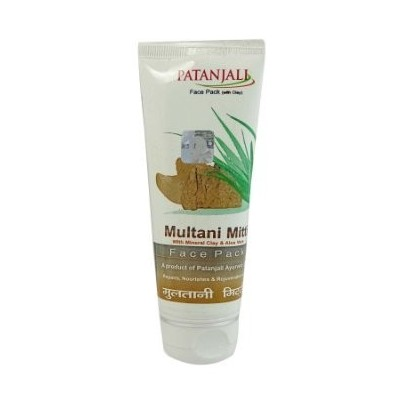 Patanjali NEEM MULTANI MATTI FACE PACK, 60 gm