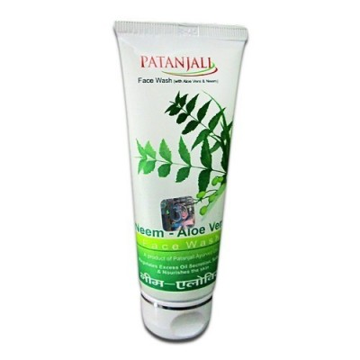 Patanjali MINT FACE WASH, 60 ml
