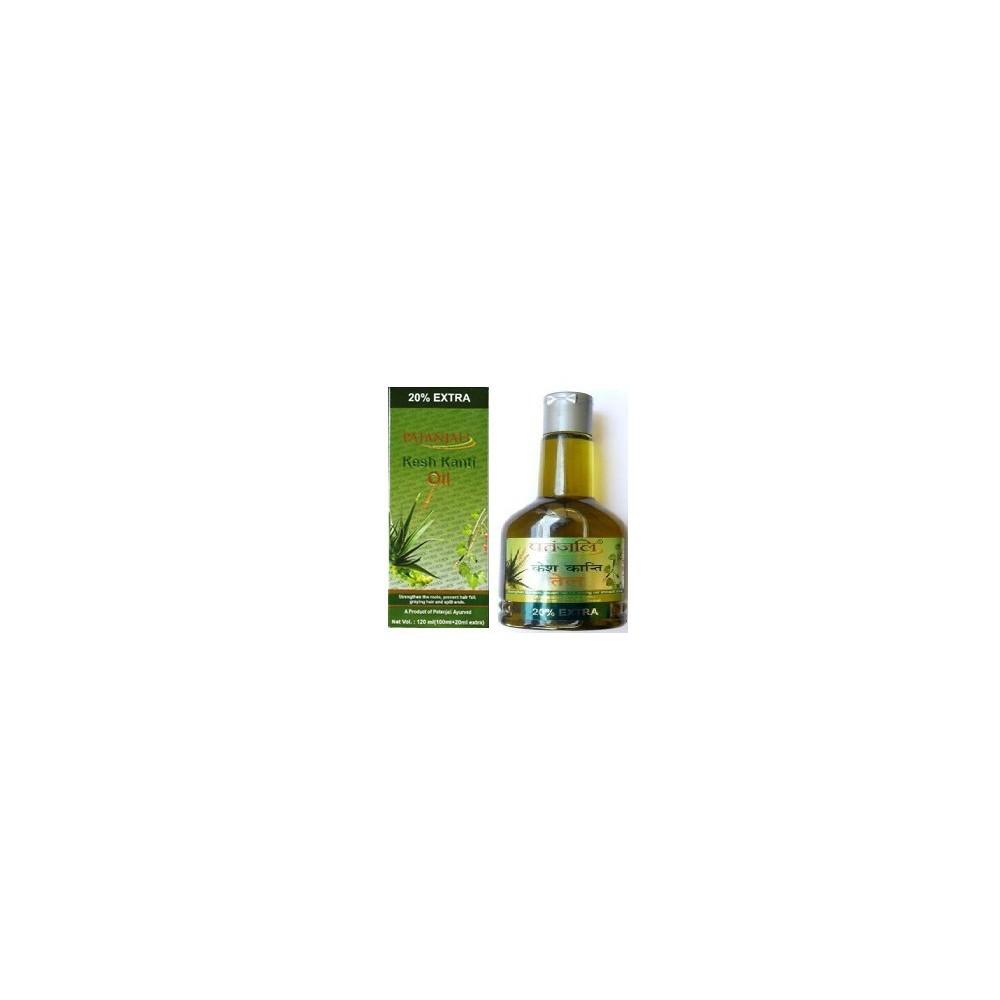 Patanjali Kesh Kanti Hair Oil, 120 ml
