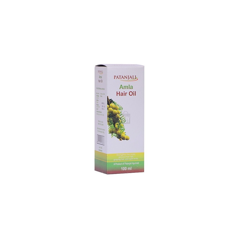 Patanjali Almond Hair Oil, 100 gm
