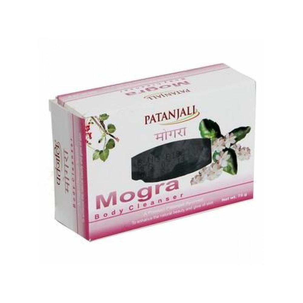 Patanjali OJAS MOGRA SOAP, 75 gm