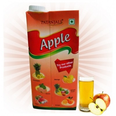 Patanjali APPLE JUICE, 1000 ml