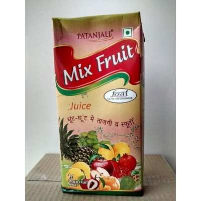 Patanjali MIX FRUIT JUICE, 1000 ml