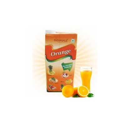 Patanjali ORANGE JUICE, 1000 ml