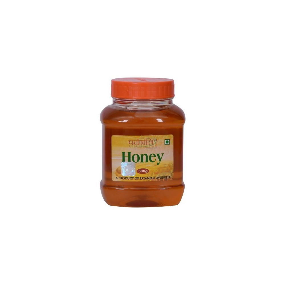 Patanjali PURE HONEY, 500 gm
