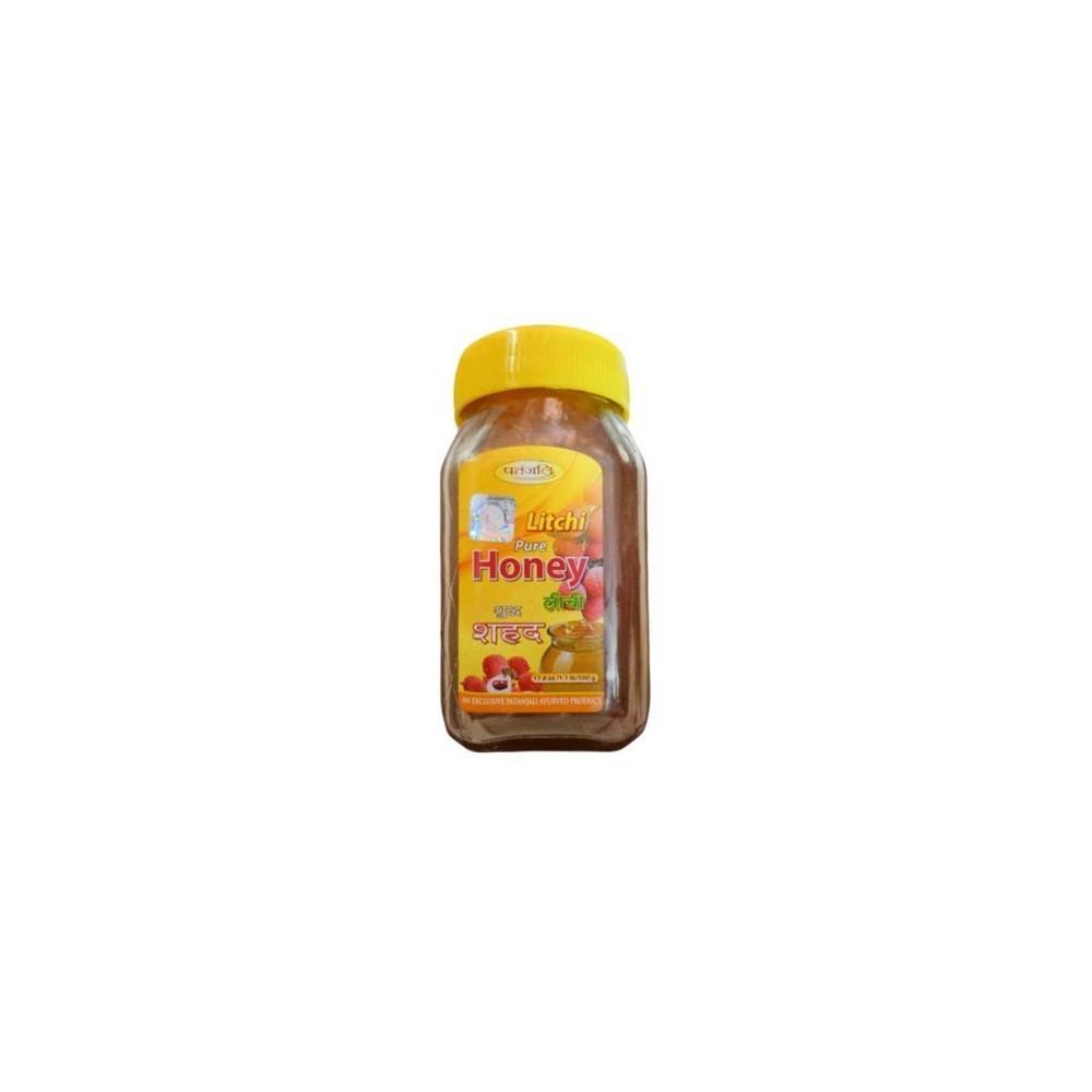 Patanjali PURE HONEY LICHI, 500 gm
