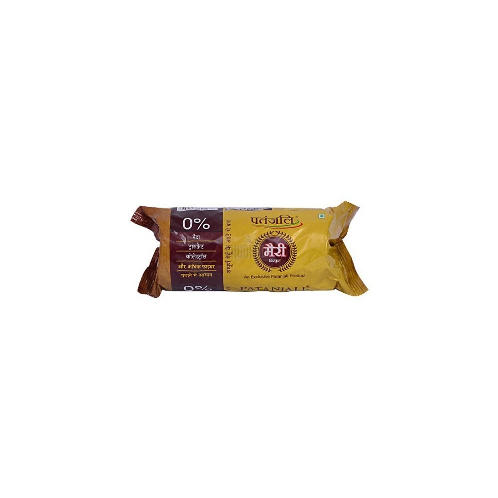 Patanjali BISCUIT MARIE BISCUIT, 120 gm