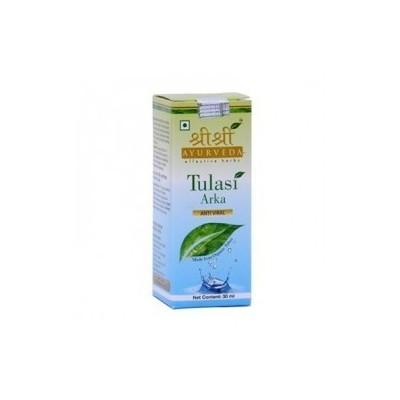 Sri Sri ORGANIC TULASI ARKA, 30 ml