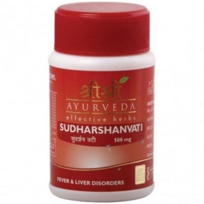 Sri Sri SUDARSHAN VATI Tablet, 60 Tab