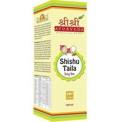 Sri Sri SHISHU TAILA, 100 ml