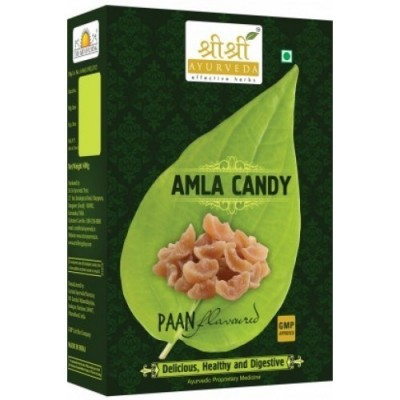 Sri Sri AMLA PAAN CANDY, 400 gm
