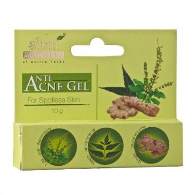 Sri Sri ANTI ACNE GEL, 10 gm