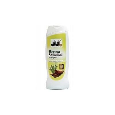 Sri Sri HENASHIKKAI SHAMPOO, 200 ml