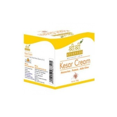 Sri Sri KESAR CREAM, 100 gm
