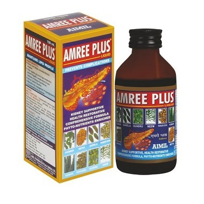 Amree Plus Liquid