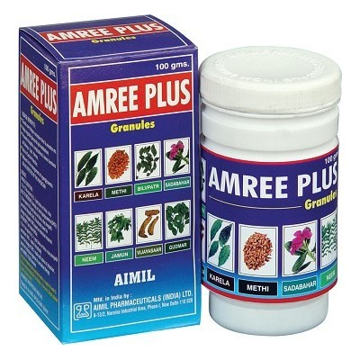 Amree Plus Granules