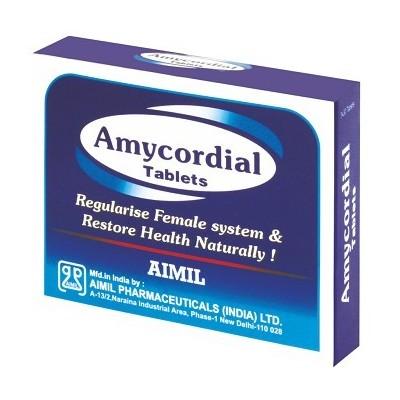 Amycordial Cap