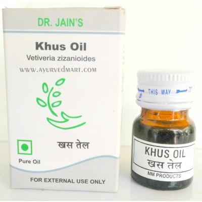 Dr. Jain's KHUS Oil