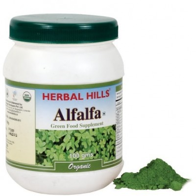 Alfalfa 100 gm Powder