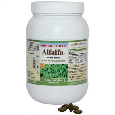 Alfalfa, Value Pack 900 Tablets