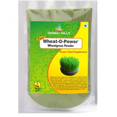 Wheat-O-Power 1 kg (Value Pack) Powder