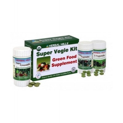 Super Vegie Kit ( Super Greenhills, Super Vegiehills, I Vegiehills)